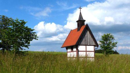 Wanderung auf dem Kapellenweg